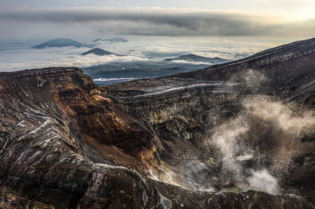 Exploring Kamchatka, Russia's Adventure